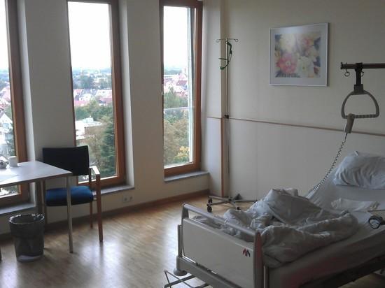 Германия: Больницы сокращают количество мест, зарезервированных для пациентов с Covid