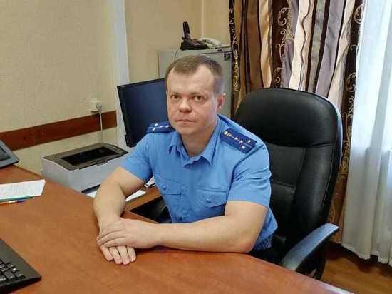 Нового борзинского транспортного прокурора назначили в Забайкалье