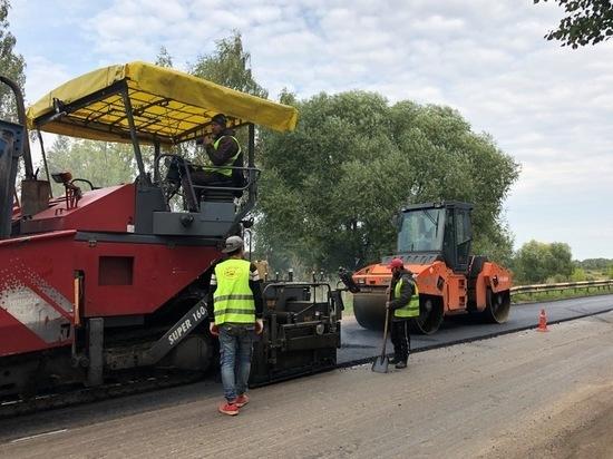 Заканчивается ремонт автодороги Ростов – Иваново – Нижний Новгород