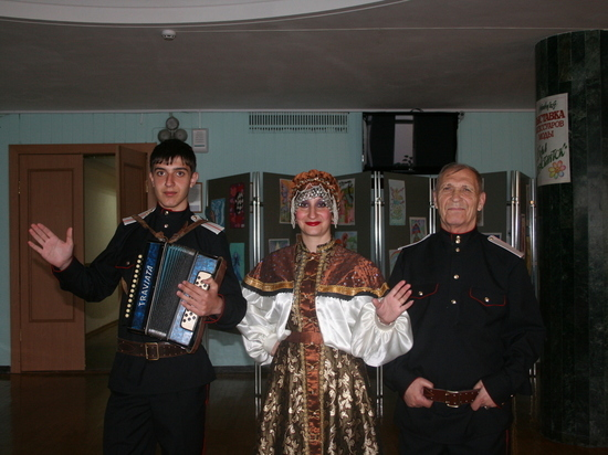 Семья из Ставрополя победила во всероссийском конкурсе
