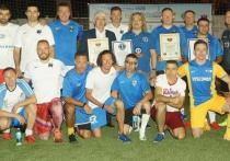 В Сочи провели 25-часовой рекордный футбольный матч
