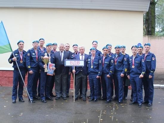 Псковские военные завоевали «золото» чемпионата Вооружённых Сил по футболу