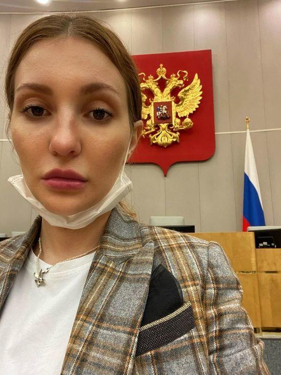 Анастасия Кашеварова покинула пост советника Володина