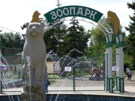 Валентин Коновалов: «В абаканском зоопарке большие изменения»