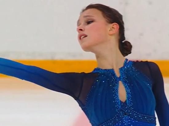 Щербакова изменила музыку к произвольной программе текущего сезона