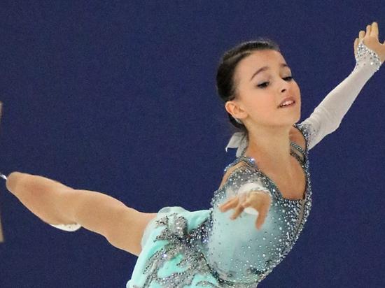 Щербакова показала платье для произвольной программы текущего сезона