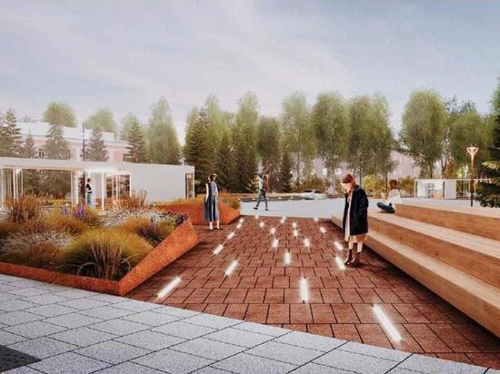 В Тверской области создают комфортную городскую среду