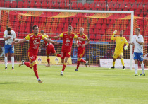 В Туле завершился матч «Арсенал»-«Сочи»