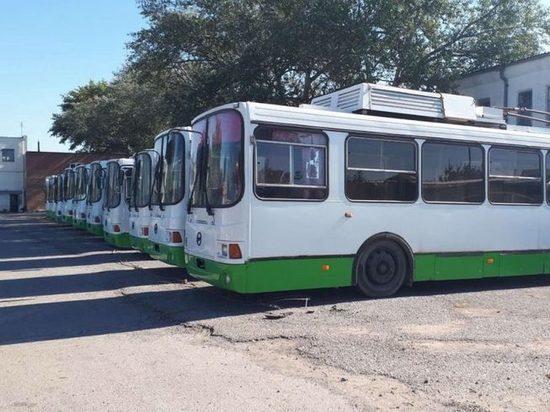 Таганрог пытается продать старые троллейбусы из Астрахани