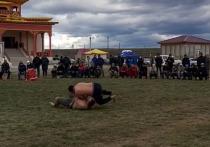 В Бурятии чемпион мира по боевому самбо опять победил «большого» соперника
