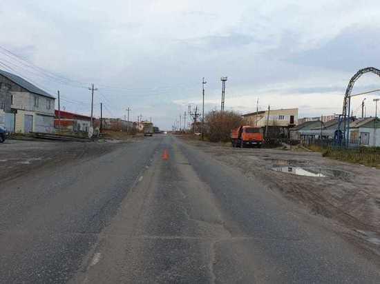 Перебегал дорогу: в Новом Уренгое пешеход попал под колеса авто