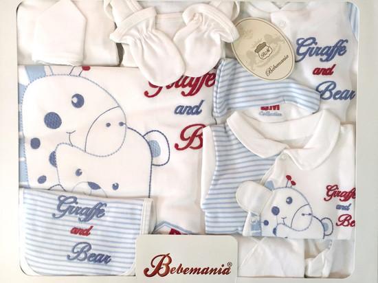 Почти 10 тысяч семей в Тверской области получили подарки для новорождённых