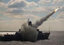Корабли Каспийской флотилии ударят артиллерией