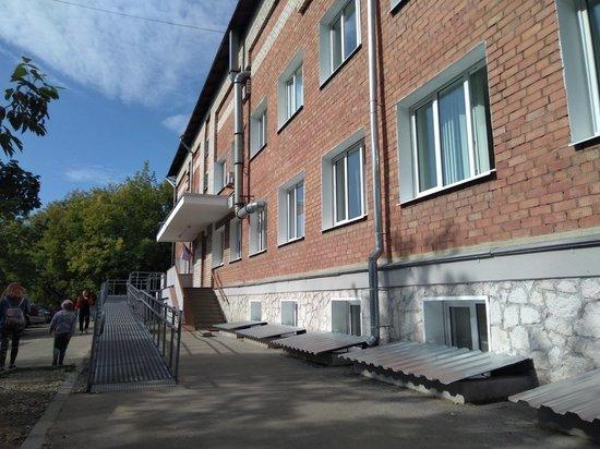 Псковскую районную поликлинику ждёт капремонт
