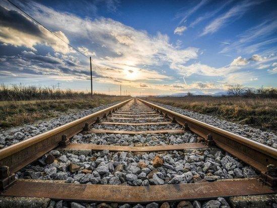 В Рязанской области поезд насмерть сбил женщину