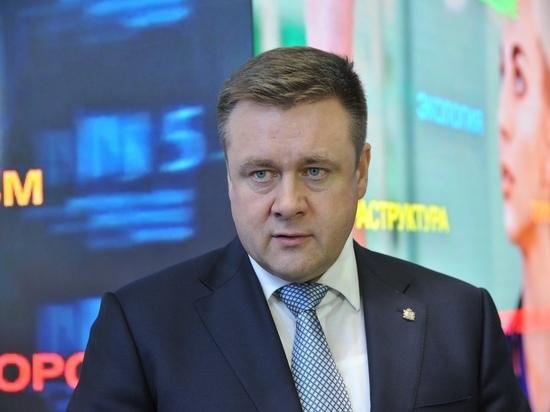 Любимов отказался от мандата в Рязанскую областную Думу