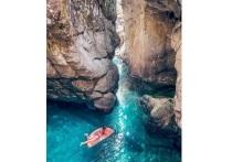 В Сочи туристы нашли «секретный каньон»