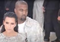 СМИ: Ким Кардашьян и Канье Уэст разводятся