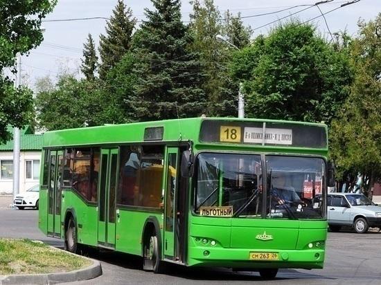 В Ставрополе за нарушение масочного режима накажут водителей автобусов