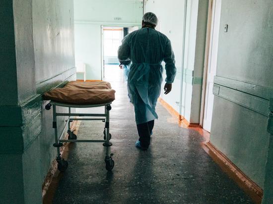 В Хакасии зафиксирован 48 летальный исход у пациента с диагнозом коронавирусная инфекция