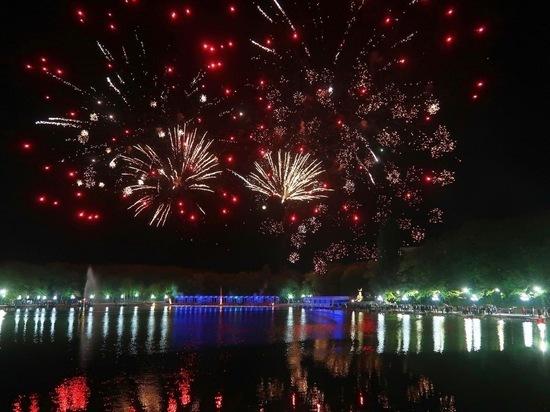 Железноводск отметил свой 210-й день рождения