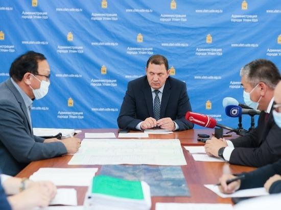 Власти столицы Бурятии будут заносить нерадивых подрядчиков в «черный список»