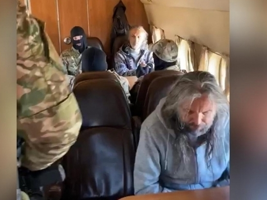 """СК раскрыл обстоятельства задержания главы """"секты Виссариона"""""""