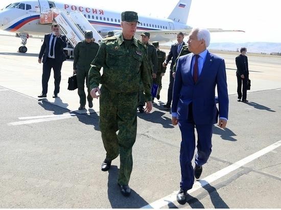 В Дагестан прибыл Председатель Следственного комитета России