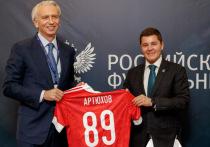 Российский футбольный союз и глава ЯНАО подписали соглашение о сотрудничестве