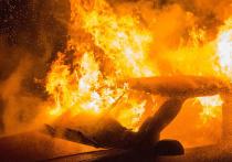 В Воронеже местный житель едва не сжег собственную годовалую дочь из-за ссоры с женой