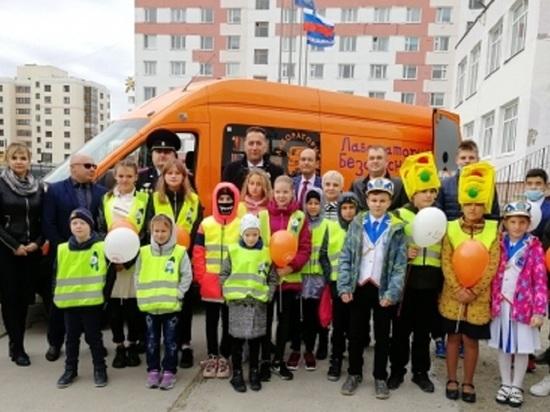 На Ямале для обучения детей ПДД открыли первую в регионе «Лабораторию безопасности»