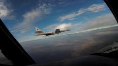 Российские ракетоносцы Ту-160 облетели границы Белоруссии с Польшей, Литвой и Украиной