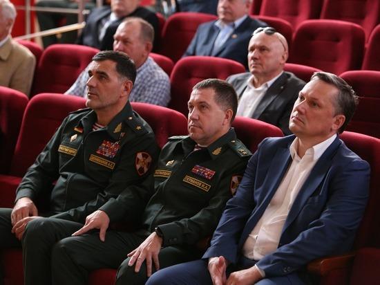 Северо-Кавказский округ Росгвардии отмечает трехлетие