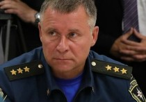 Министр МЧС России Евгений Зиничев находится в Псковской области с рабочим визитом