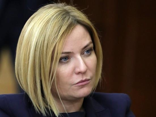 Министр культуры Любимова снова ушла на самоизоляцию из-за коронавируса