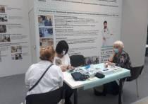 Сахалинская медицина на всероссийском форуме отметилась стендом