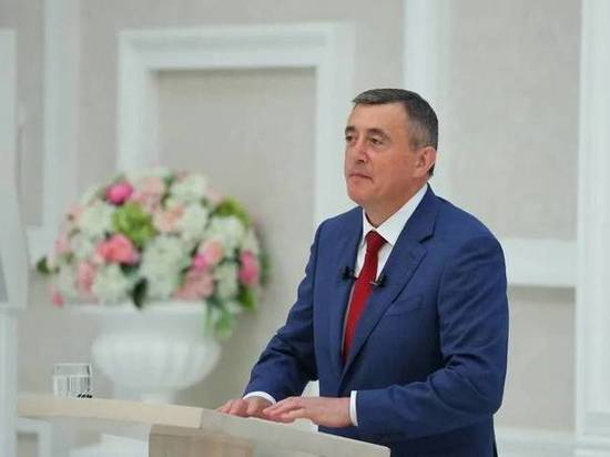 Год назад жители Сахалинской области выбрали своим губернатором Валерия Лимаренко