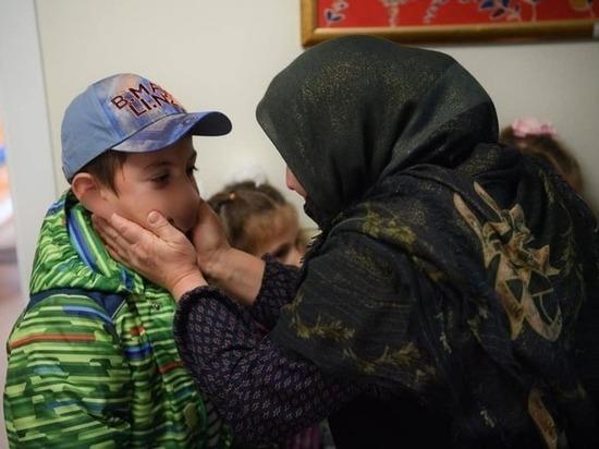 В Чечне ожидают возвращения из Сирии семерых детей