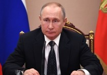 Президент внес в Госдуму новую редакцию конституционного закона «О правительстве РФ»