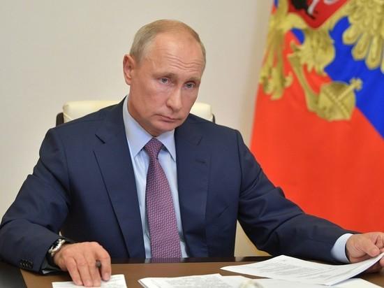 Путин исчез из списка Time самых влиятельных людей мира