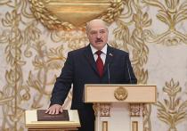 Президент Белоруссии Александр Лукашенко во время своей инаугурации заявил, что испытывает гордость за белорусский народ, благодаря которому в стране не произошло «цветной революции»