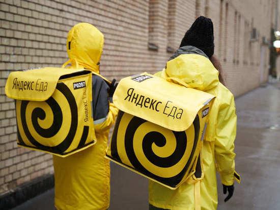 Яндекс.Еда запускает курьерскую доставку в Иванове