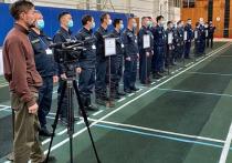 В Надыме стартовал конкурс профмастерства среди пожарных Ямала