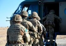 Десантники с Туманного Альбиона проводят совместные с Киевом маневры