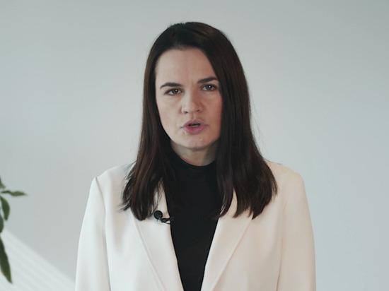 Тихановская заявила, что Лукашенко «ушел на пенсию»