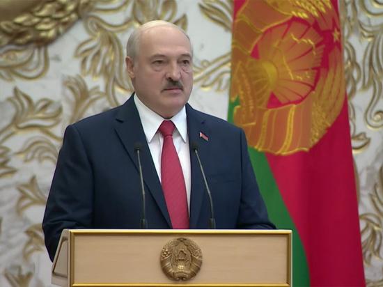 Президент Белоруссии Александр Лукашенко тайно провел инаугурацию