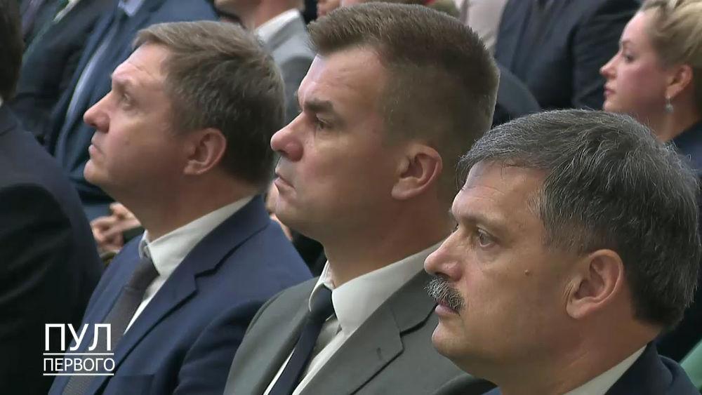 Лица на инаугурации Лукашенко: страх в глазах