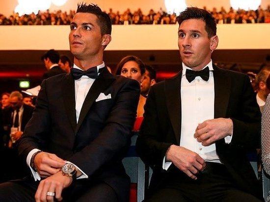 Месси и Роналду впервые за 10 лет не вошли в тройку претендентов на приз лучшему игроку сезона