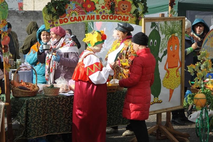 В Краснохолмском районе Тверской области прошла большая ярмарка