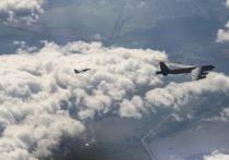 Военные самолеты ВВС США и Великобритании ведут разведку вблизи российских морских границ в Крыму и Краснодарском крае
